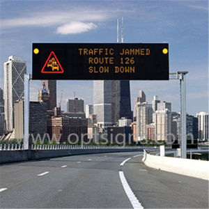 Ce En12966 EMC RoHS IP65 DIP SMD LED Traffic Signs pictures & photos