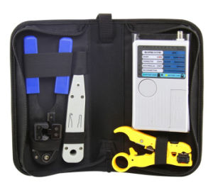 5 in 1 Network Tool Kit Set pictures & photos