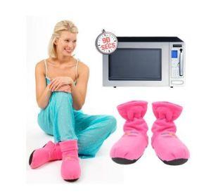 Snoozle Microwave Booties (HD0740)