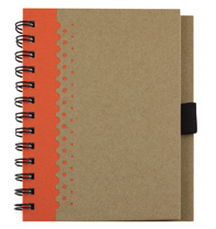 Recycled Notebook 121