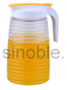Glassware Glass Pitcher Juice Jar (KG0702030002)