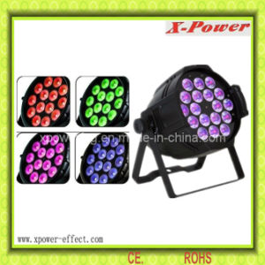 18PCS 3/4/5 in 1 LED PAR Can Stage Light (PL-43)