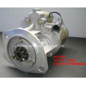 12V 9t 2.0kw Starter for Motor Hitachi Lester 33182 S13-556 pictures & photos