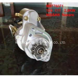 12V 11t 2.0kw Starter for Motor Mitsubishi Lester 33307 23300eb300 pictures & photos