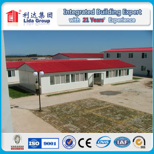 Cheap Prefabricated House with ISO, CE, SGS Certification pictures & photos
