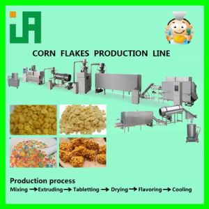 Small Scale Corn Flakes Production Line (TSE65-C)