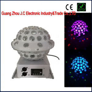 RGB LED Crystal UFO Moving Head DJ Light pictures & photos