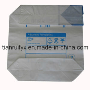 50kg High Quality PP Valve Cement Bag (KR410) pictures & photos