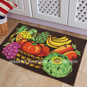 Sunflower Loop Pile Surface Carpet Latex Backing Door Mat pictures & photos