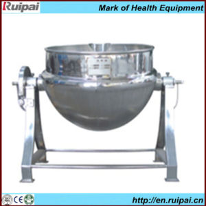 Jacket Kettle for Milk, , Juice Concentration pictures & photos