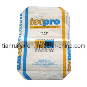 100% New Material PP Cement Bag with Good Printing (KR409) pictures & photos