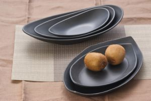 Melamine Korea & Japanese Style Dish/Mat-Finished Tableware pictures & photos