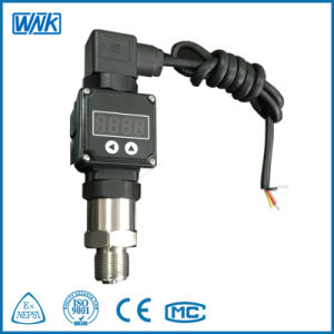 Diaphragm Type 4-20mA Pressure Transmitter for Food & Beverage Industry pictures & photos