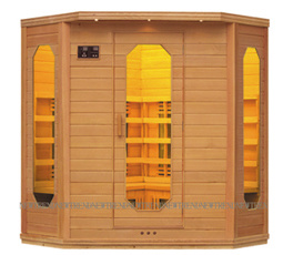 Classic, Economic and Portable Infrared Sauna Carbin (XQ-033HD)