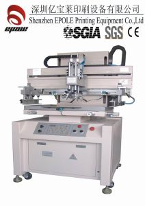 YS5070D Flat Screen Printing Machine