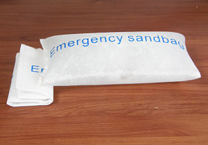 Water Control Sandbag, Emergency Sandbag, pictures & photos