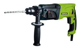 High Quality 2.6kgs /24mm Rotary Hammer (DX8216) pictures & photos