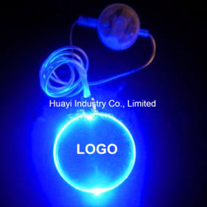 Personalized Star Shape Pendant LED Glow Necklaces pictures & photos