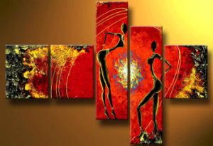 Modern Abstract Painting (AB000675)