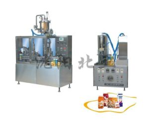 Carton Sealing Filling Machine (BW-1000-2) pictures & photos