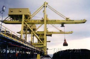 600T-1600T/H Bridge Type Grab Ship Unloader pictures & photos