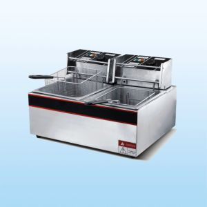 Stainless Steel Fryer (DF-89)