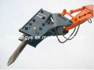 Lovol Hydraulic Rock Breaker, Hydraulic Breaker Chisel, Hydraulic Concrete Breaker pictures & photos