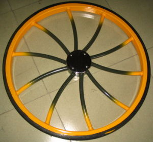 Wheels for Horse Cart (GW-WHEEL05) pictures & photos
