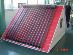 Solar Collector SHCMV Tube Series