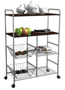 High Quality Stainless Steel Display Rack, Metal Rack