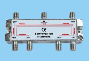 6-Way Splitter (G631A)