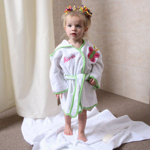 100% Cotton Children Bathrobe (KMCB-01)