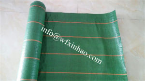 Green Color Ground Cover Fabric with High Quality pictures & photos
