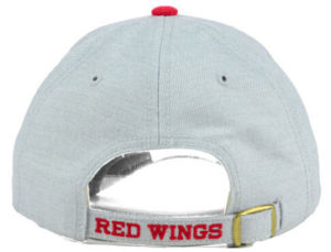 Metal Buckle Baseball Cap with High Quality Embroidery Logo pictures & photos