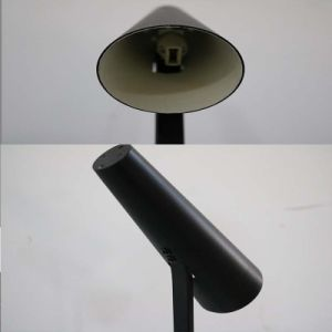 Modern Hotel Decorative Black Metal Table Lamp pictures & photos