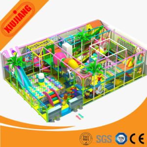 Kids Plastic Playground Wood Equipment for Sale pictures & photos