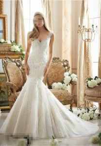 2016 Lace Mermaid Bridal Wedding Dresses 2878 pictures & photos