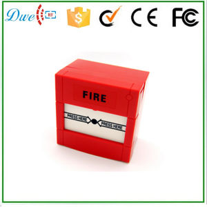 High Quality 12V Door Exit Button Switch Emergency Break Glass Type pictures & photos
