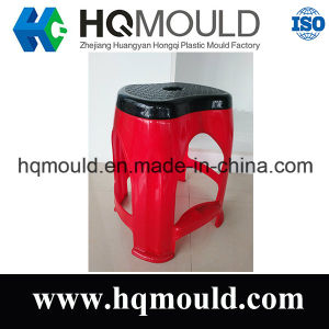 Plastic Stackable Stool Chair Injection Mould with ISO Certification pictures & photos