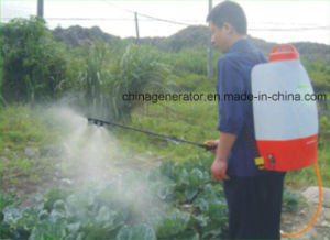 Ce Approved Mist and Duster Electric Battery Power Sprayer (3WD-25) pictures & photos