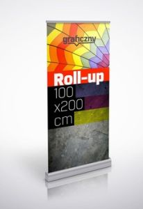 Aluminum Roll up Banner Stand with Expo, SGS Certified for Advertising pictures & photos