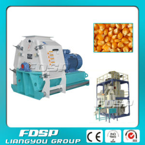 Corn Grinding Machine Grain Hammer Mill 2tph (CE ISO SGS) pictures & photos
