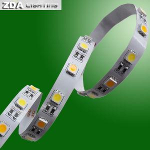 5050SMD 60LEDs/M Bi-Color LED Flex Light Strip pictures & photos