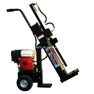 Good Quality Cheap Price Gasoline Log Splitter, Hydraulic Log Splitter, Wood Log Splitter pictures & photos