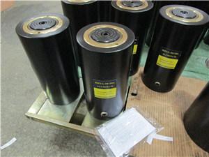 Aluminum Hydraulic Lifting Tool Hydraulic RAM (HHYG-L) pictures & photos