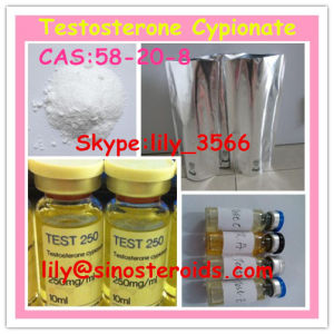 Injectable Anabolic Steroid Testosterone Cypionate Test Cyp for Muscle Building pictures & photos