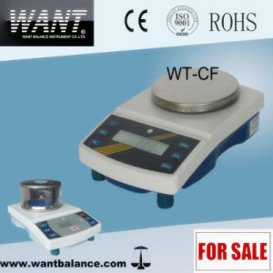 Digital LCD Display Analytical Lab Using Balance with Units pictures & photos
