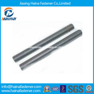 Gr 4.8 Galvanized Steel Thread Rod M3-M120 Made in China pictures & photos
