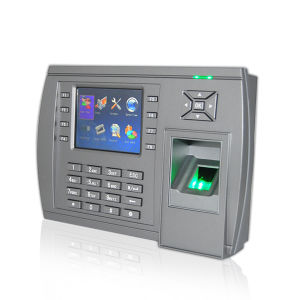 3.5 Inch TFT LCD Fingerprint Access Control System with User Defined Function Key, Webserver, SSR (USCANII) pictures & photos