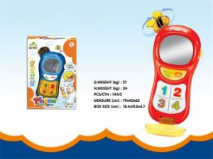 Baby Toy Musical Toy Cell Phone (H9327010) pictures & photos